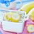 aveia · banana · tigela · madeira · cozinha - foto stock © tycoon
