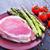生 · 肉 · アスパラガス · 食品 · 背景 · レストラン - ストックフォト © tycoon