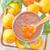 albicocca · jam · legno · arancione · tavola · impianto - foto d'archivio © tycoon