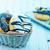 tatlı · sepet · tablo · yeşil · kahvaltı - stok fotoğraf © tycoon