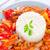 豚肉 · 焼き · コメ · ヌードル · 野菜 · 典型的な - ストックフォト © tycoon