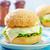 ベーコン · サンドイッチ · 白パン · トマト · ケチャップ · 食品 - ストックフォト © tycoon