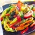 stir fried variety of vegetables thai style food stock photo © tycoon