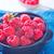 friss · málna · makró · izolált · fehér · étel - stock fotó © tycoon