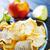 eigengemaakt · appel · chips · noten · specerijen · rustiek - stockfoto © tycoon