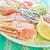 caranguejo · limão · prato · comida - foto stock © tycoon