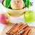 корицей · зеленый · яблоки · белый · ресторан · красный - Сток-фото © tycoon