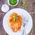 aardappel · gemarineerd · kipfilet · voedsel · restaurant · kip - stockfoto © tycoon