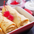 túró · palacsinta · bogyók · fa · asztal · étel · konyha - stock fotó © tycoon