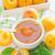 apricot jam stock photo © tycoon