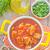 豚肉 · 辛い · ソース · レモン · アジア - ストックフォト © tycoon