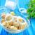 champignons · tabel · fles · plantaardige · container · maaltijd - stockfoto © tycoon