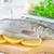 Fisch · Essen · Auge · Regenbogen · Fleisch - stock foto © tycoon