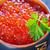 red salmon caviar stock photo © tycoon