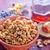 granola · mogyoró · áfonya · csésze · aszalt · közelkép - stock fotó © tycoon