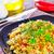 Hint · vejetaryen · karışık · pirinç · görmek · tam · uzunlukta - stok fotoğraf © tycoon