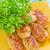 рыбы · чеснока · соус · коричневый - Сток-фото © tycoon