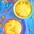 mazsola · minitorták · közelkép · reggeli · desszert · pékség - stock fotó © tycoon