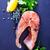 nyers · lazac · hozzávaló · vacsora · citrom · főzés - stock fotó © tycoon