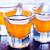 vidrio · bebida · grande · retro · agua · frutas - foto stock © tycoon