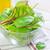 friss · saláta · étel · konyha · zöld · levelek - stock fotó © tycoon
