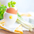 bouilli · oeufs · alimentaire · table · manger · cuillère - photo stock © tycoon