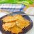 pannenkoeken · aardappel · keuken · diner · plaat · vork - stockfoto © tycoon