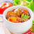 baked meat and vegetables stock photo © tycoon