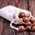 pörkölt · diók · rusztikus · fából · készült · gyümölcs · főzés - stock fotó © tycoon