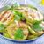 frito · abobrinha · fatias · manteiga · alho · comida - foto stock © tycoon