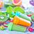 イチゴ · アイスクリーム · スティック · ガラス · 健康 · ミルク - ストックフォト © tycoon