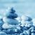 balancing · stenen · kunst · rock · witte · evenwicht - stockfoto © tycoon