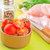 domates · gıda · arka · plan · tavuk · akşam · yemeği · makarna - stok fotoğraf © tycoon