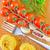 pâtes · isolé · blanche · alimentaire · fond · blanc · ingrédient - photo stock © tycoon