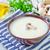 soep · diner · plaat · najaar · witte · peper - stockfoto © tycoon