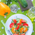 jardin · fraîches · salade · pétrolières · lumière · fruits - photo stock © tycoon
