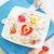 friss · eper · fehér · narancs · reggeli · diéta - stock fotó © tycoon