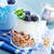 завтрак · продовольствие · фрукты · здоровья · пшеницы · клубника - Сток-фото © tycoon
