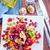 sebze · salata · pancar · sağlıklı · beslenme · sağlık · restoran - stok fotoğraf © tycoon