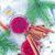 hagyományos · tél · koktél · borospohár · bor · karácsony - stock fotó © tycoon