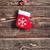natal · decoração · mesa · de · madeira · madeira · feliz · casa - foto stock © tycoon