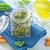 pesto · fundo · cozinha · verde · macarrão · oliva - foto stock © tycoon
