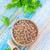 çanak · baharatlar · üzerinde · görmek · beyaz - stok fotoğraf © tycoon