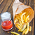 çanta · gıda · şişe · şarap · sigara · içme - stok fotoğraf © tycoon