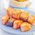 somon · kebap · gıda · turuncu · beyaz · öğle · yemeği - stok fotoğraf © tycoon