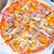 taze · pizza · ahşap · İtalyan · peynir · salam - stok fotoğraf © tycoon