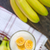 iogurte · pêssego · café · da · manhã · naturalismo · fresco · tigela - foto stock © tycoon