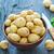 gesneden · aardappel · geïsoleerd · witte · natuur · kleur - stockfoto © tycoon