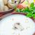 çorba · yeşil · akşam · yemeği · sonbahar · beyaz · biber - stok fotoğraf © tycoon