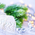 グリッター · クリスマス · 装飾 · 銀 · 青 - ストックフォト © tycoon